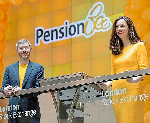 IPO: PensionBee listed in April at165p, giving it a value of £365m