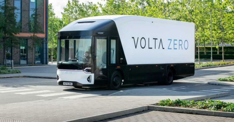 The Volta Zero Electric Truck Will Be Powered by a 'Connected Vehicle Software Platform' Developed by Silicon Valley Startup Sibros