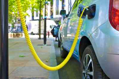 Ministers are concerned that the habit of plugging in a car when drivers get home from work could lead to blackouts