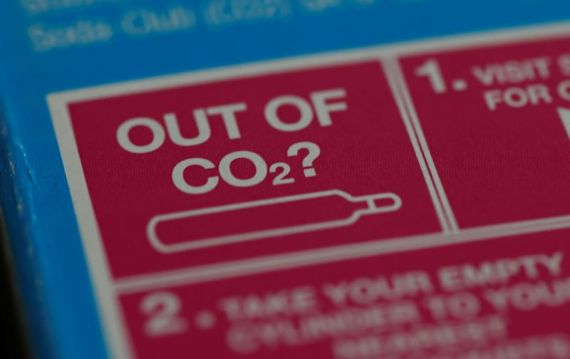 UK strikes deal for CO2 producer to restart operations