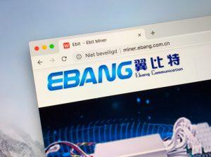 Bitcoin Equipment Maker Ebang Reapplies for Hong Kong Listing