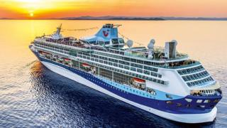 Tui cruise ship