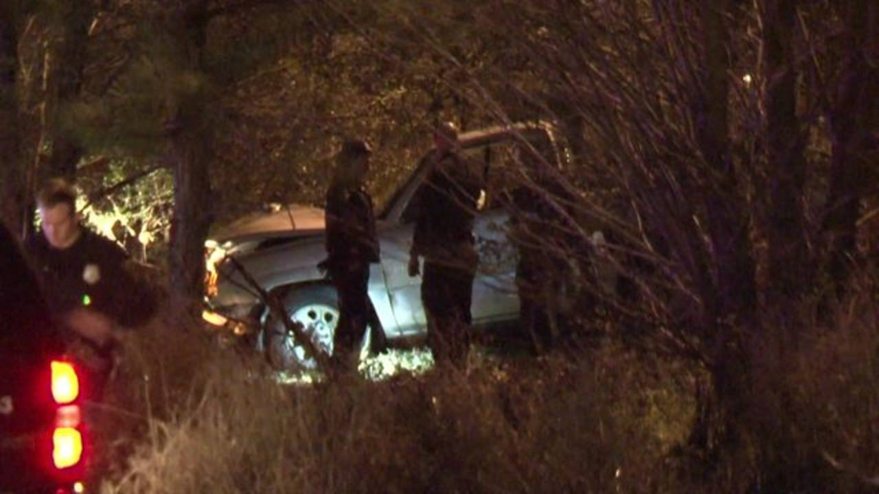 Kingwood chase crash arrest 1-14-19