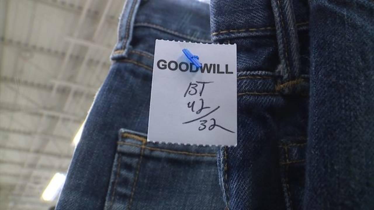 Goodwill donation 1-14-19
