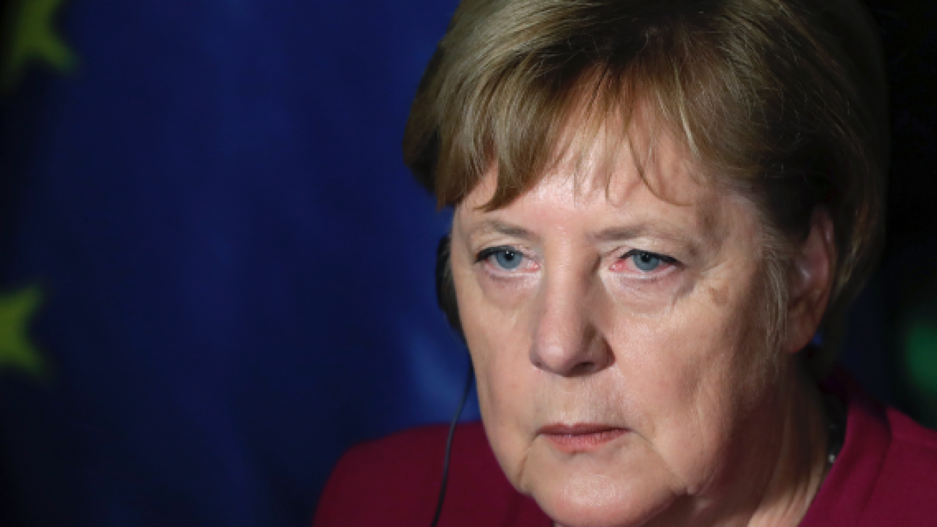German Chancellor AngelaMerkel (AP Photo/Petr David Josek)