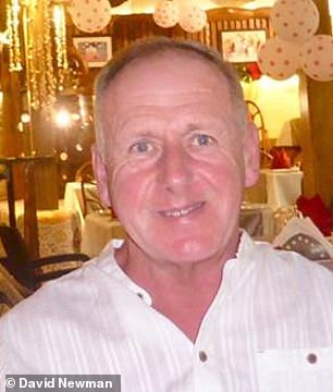 62-year-old David Newman from Hinckley saw £500 wiped off his transfer thanks to currency conversion