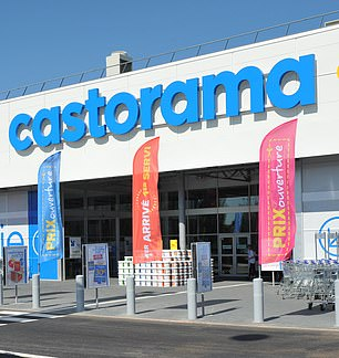Castorama in France is its sister company but sales have been sluggish