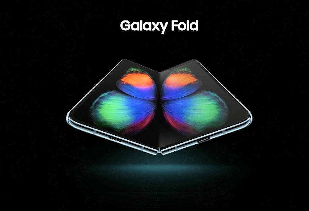 Get the amazing Samsung Galaxy Fold Live wallpapers on your Samsung phone MSPoweruser