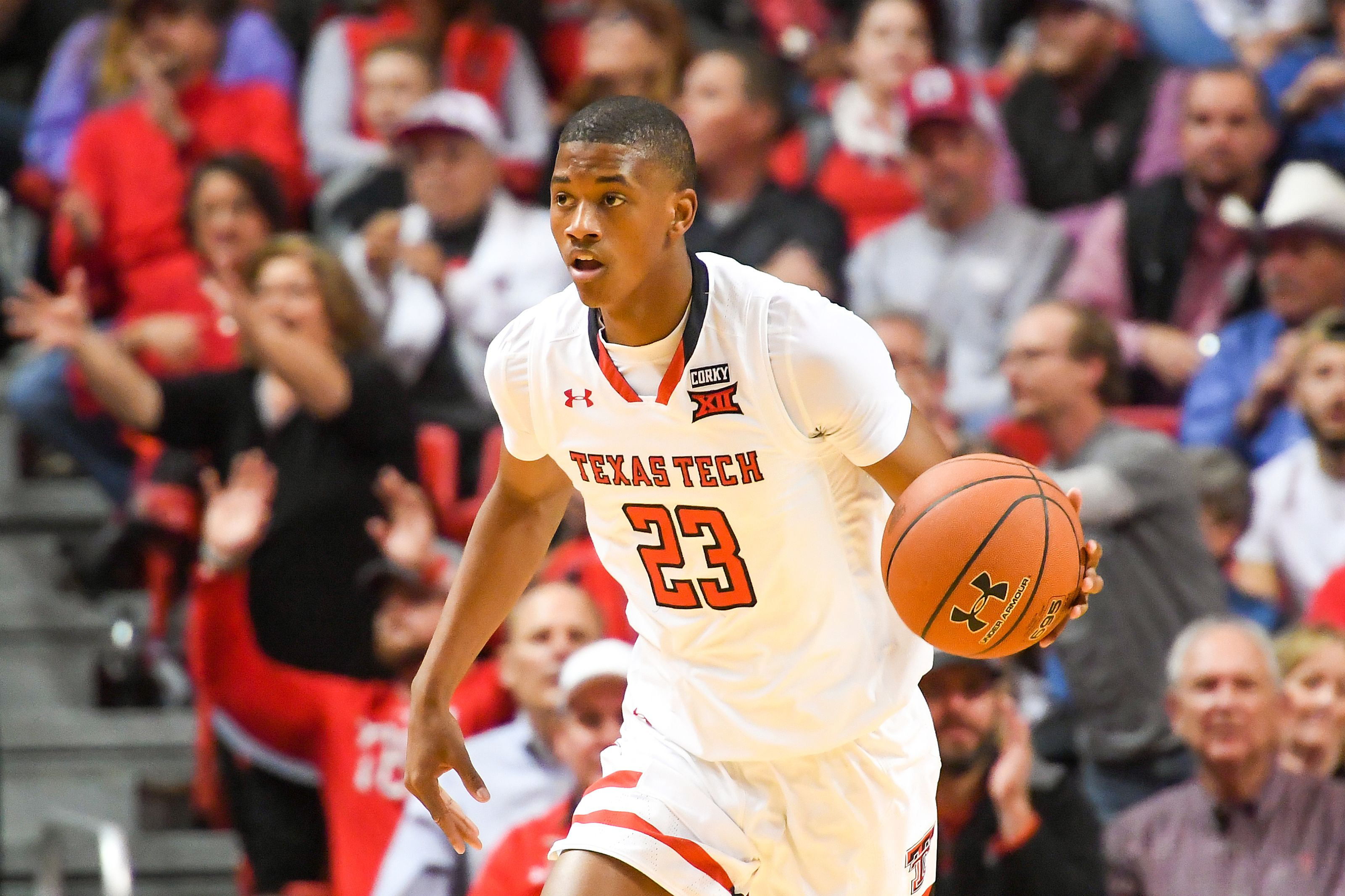 Texas Tech Basketball 5 Players To Know From The West Region Wreck Em Red Business Telegraph