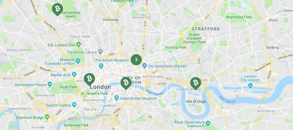 How to Easily Find Businesses That Accept Bitcoin Cash Near You