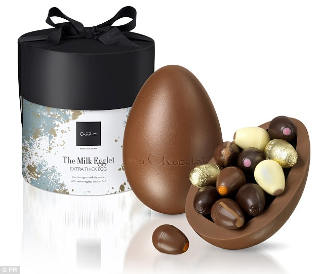 Shoppers are expected to splash out on Easter this year, indulging in chocolate eggs and gifts