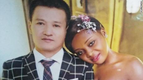 Cameroon bride and Chinese husband find fame online in China