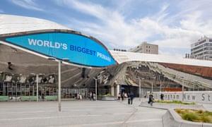 World's biggest Primark store in Birmingham