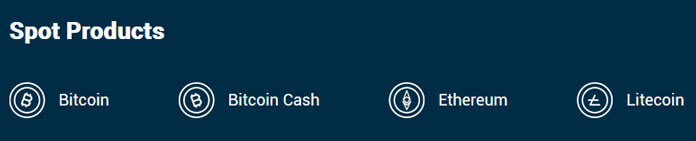 Bitcoin, Bitcoin Cash, Litecoin and Ethereum