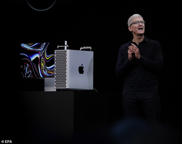 Apple CEO Tim cook debuted the new Mac Pro and Pro Display XDR on stage at WWDC on Monday. The high-end devices are meant for professional users