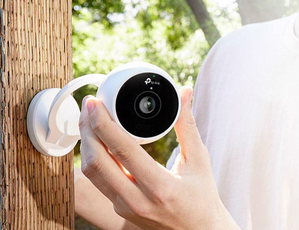 TP-Link Kasa Cam Smart Outdoor Security Camera