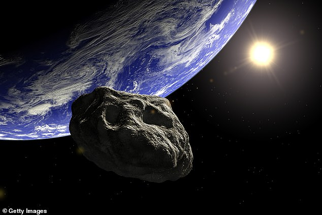 A close shave this week with an asteroid estimated to be about 100 meters wide is yet another unnerving reminder of how ill-prepared we are for the threat of rogue space rocks. Artist's impression