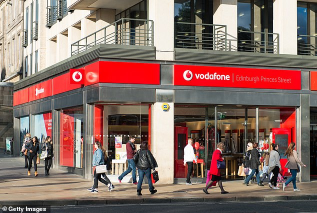 Vodafone has revealed plans to spin off and potentially list its mobile towers business