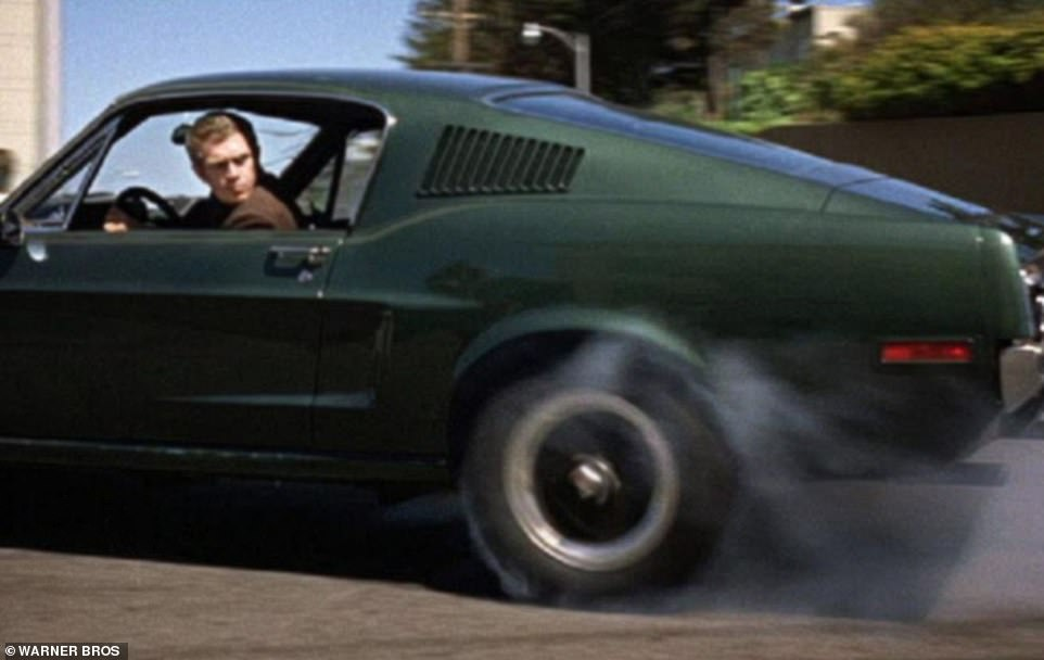 The car from cult classic Bullitt was famously driven by Steve McQueen in the action thriller and is consistently named as one of the iconic vehicles to ever feature on the big screen