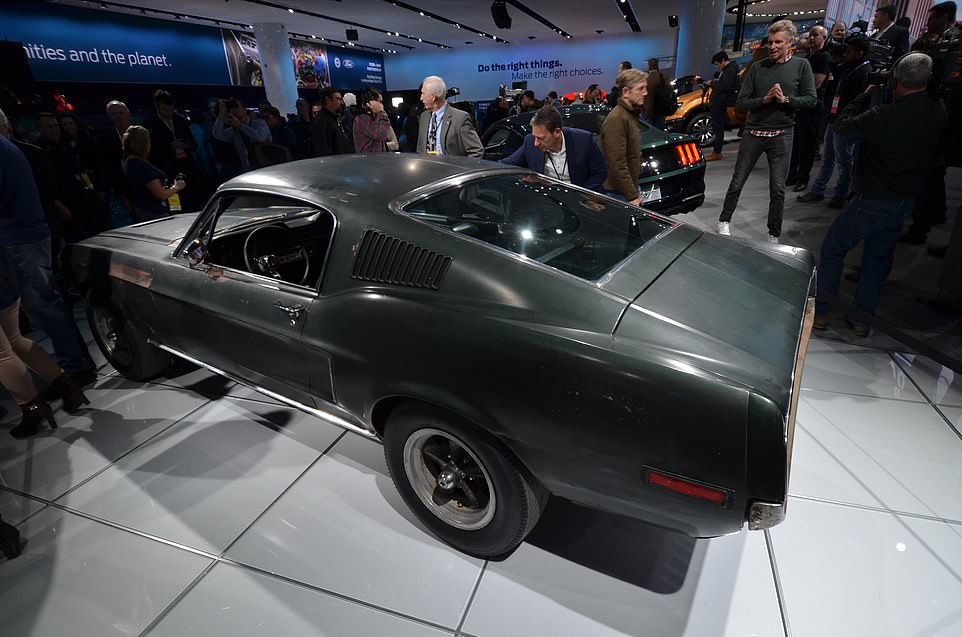 Last January, experts predicted it to be worth around $4.25 million (£3.5 million) if it were to be sold at auction - a fee that would obliterate the standing model record