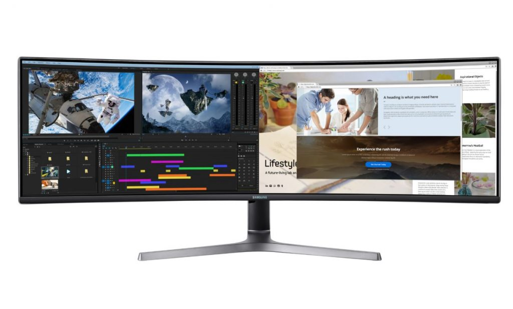 Samsung Aus 44 1024x617 Samsung Debut World First 240Hz Curved Gaming Monitor