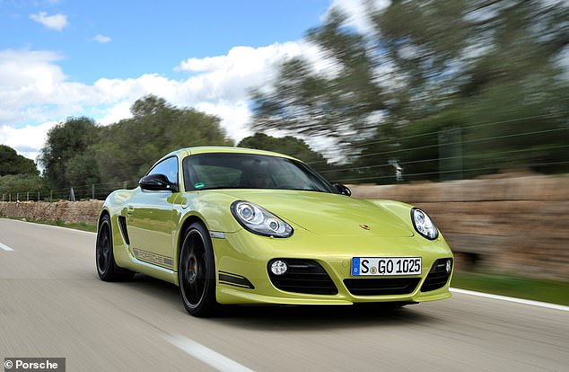 The awards weren't just for sensible cars. Porsche's Cayman won best used sports car