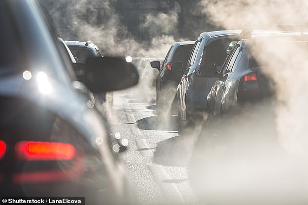 Experts at King's College London found that significantly higher numbers of hospital admissions for these three health conditions occur when poor air levels spike.