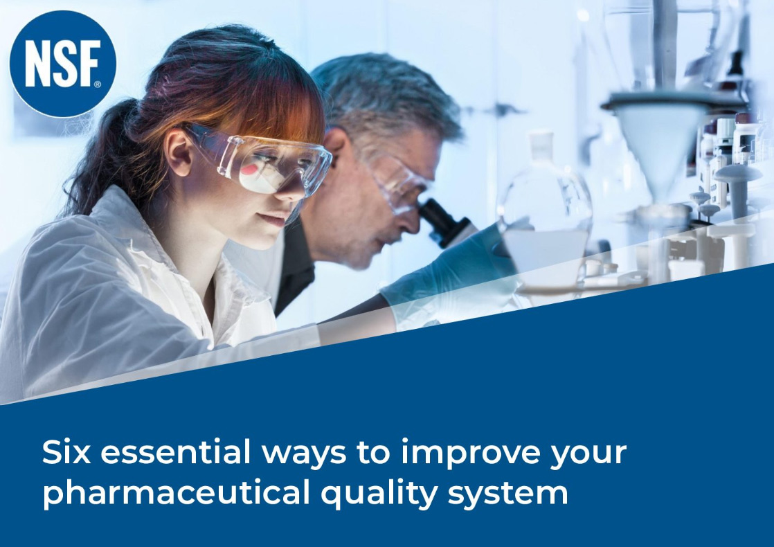 Pharmaceutical whitepaper
