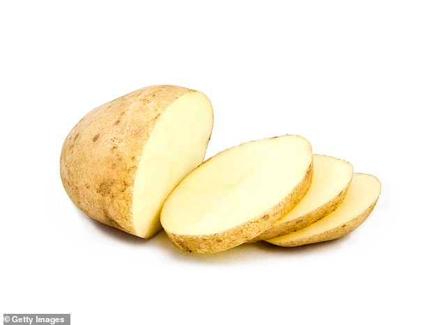A study on cyclists found a 60g dose of potato puree every hour can boost performance