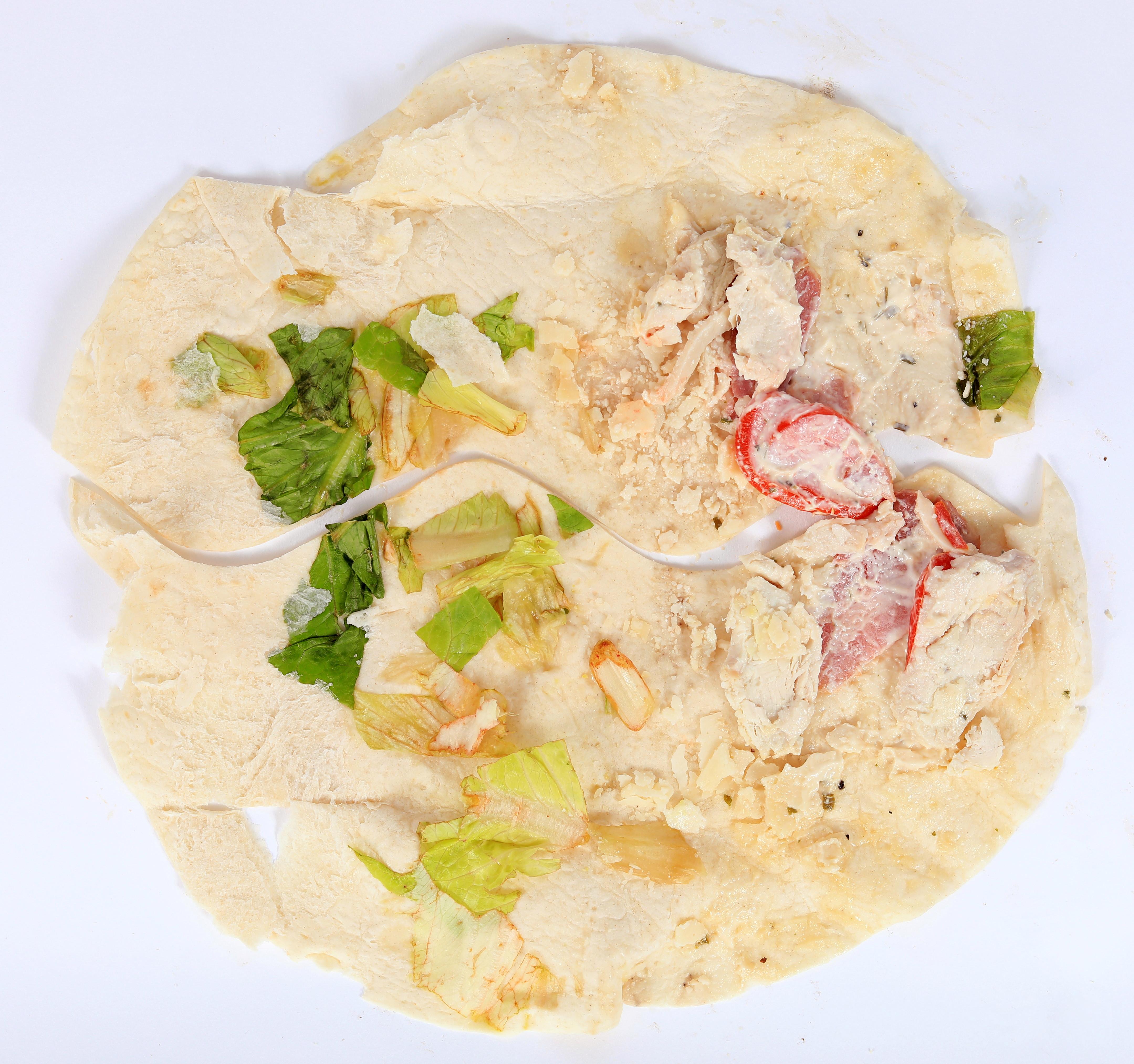 Waitrose: Chicken & Bacon Caesar