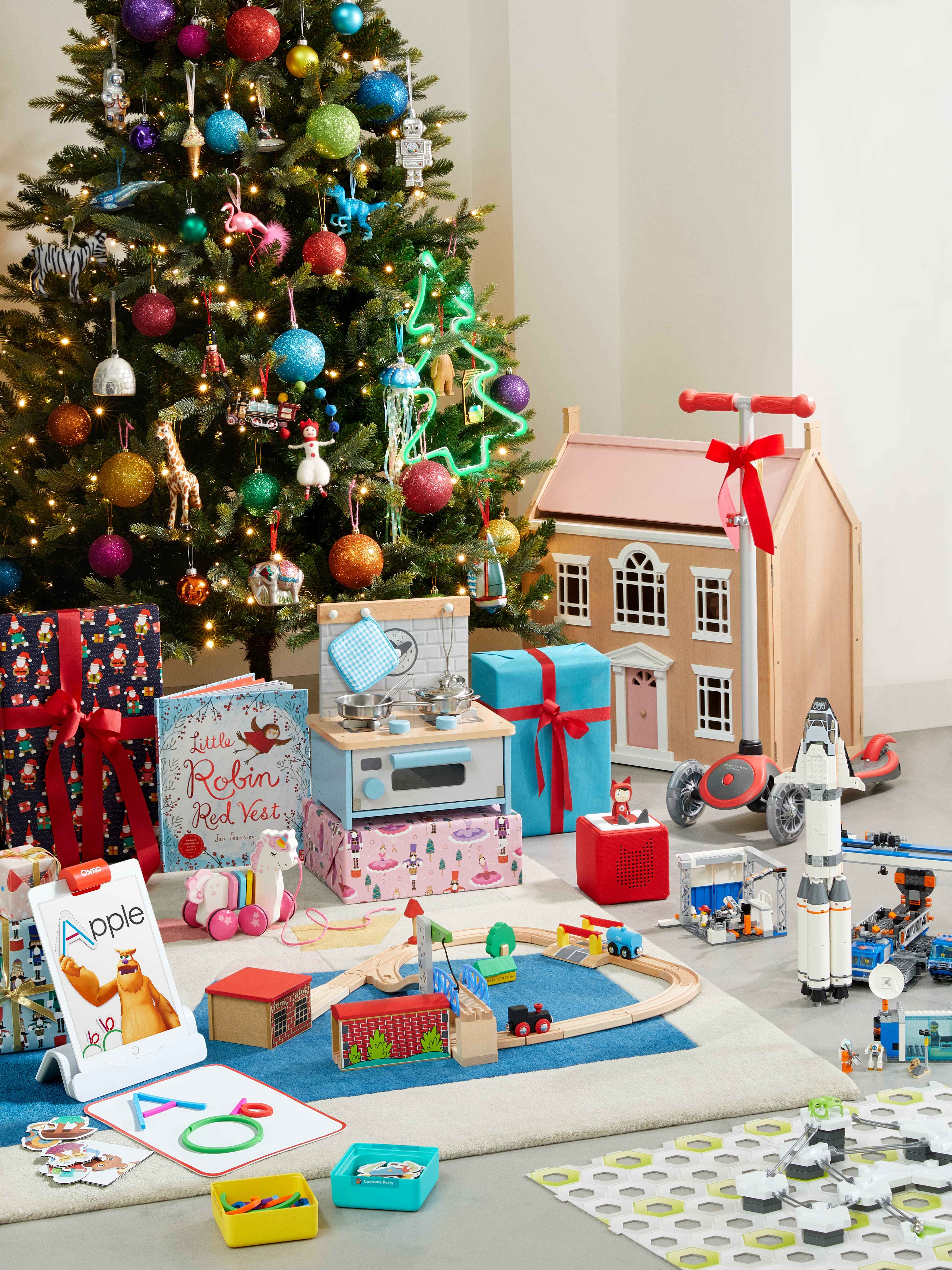 Black Friday is a good opportunity to pick up a toy bargain from John Lewis