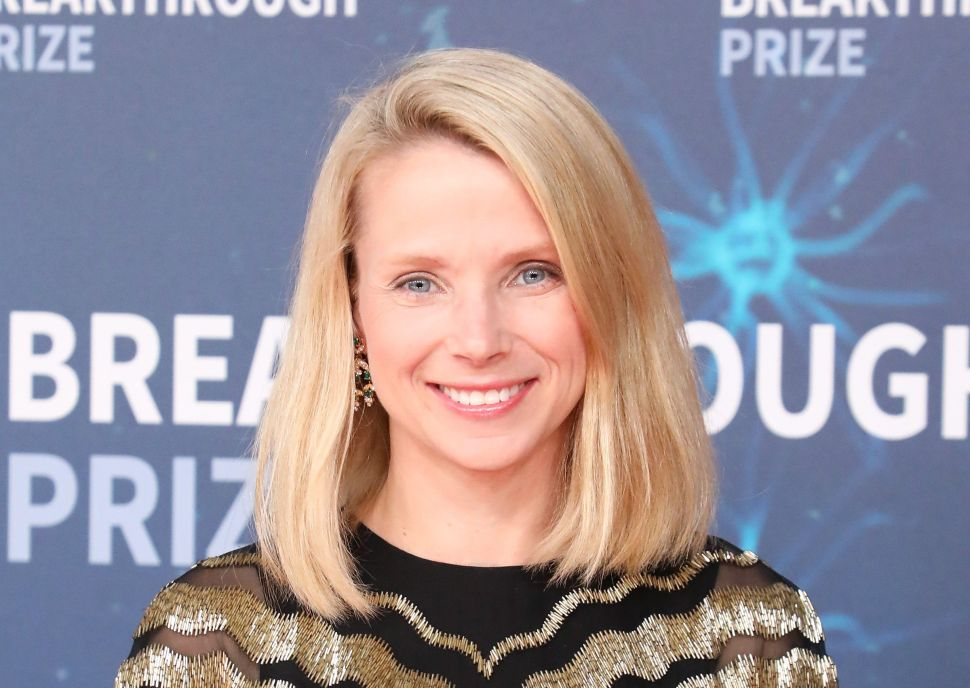 Vanished Ex-Yahoo CEO Marissa Mayer Returns to Tech Scene With a Surprise Venture