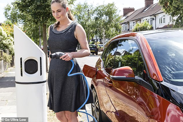 A recent poll found there is a cut-off age around 55 when drivers are more skeptical about the concept of owning an electric car