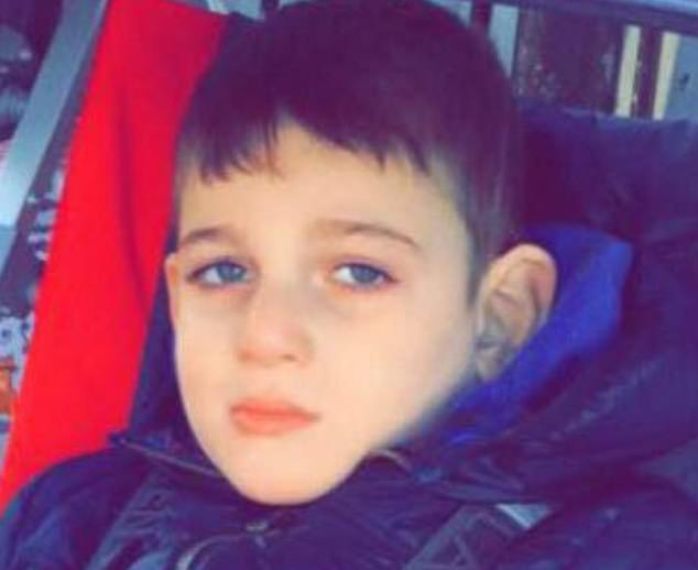 The Sapphire Medical Foundation aims to help children like Said el Youssef, nine, who suffers from intractable epilepsy which has plagued him with dozens of seizures a day - but cannot afford private prescriptions