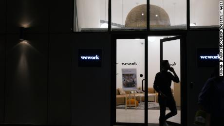 WeWork began laying off thousands of employees this week as it works to cut costs and find a viable path forward.