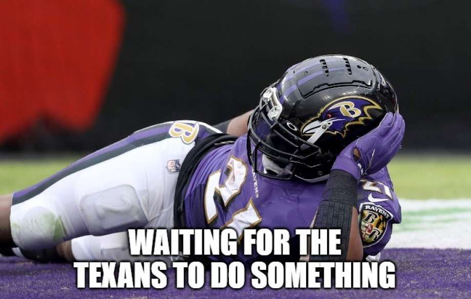 PHOTOS: The best memes from Week 11 of the NFL season Photo: Getty; Meme: Matt Young Photo: Photo: Getty; Meme: Matt Young