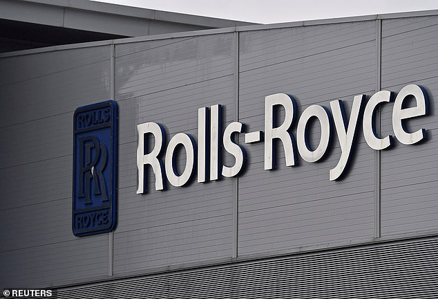 Nuclear plans: The Rolls-Royce led consortium, which includes Laing O'Rourke and the National Nuclear Laboratory, wants to build 16 small reactors in the UK