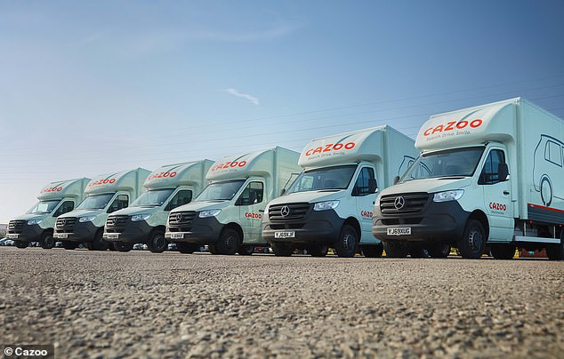 Delivery is available UK wide and vehicles can be with their new owners within 72 hours