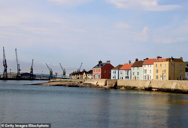 The average home in Hartlepool was £115,350 ten years, but now it's 8% cheaper at £106,381