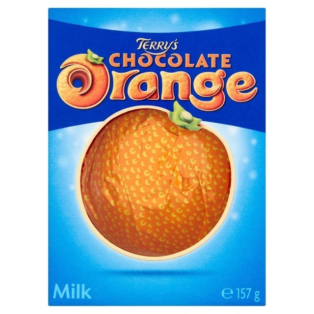 Terry's Chocolate Oranges are currently £1 at Morrisons