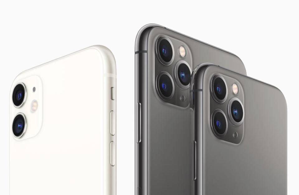 Apple iPhone 11, Apple iPhone 11 Pro, Apple iPhone 11 Pro Max,