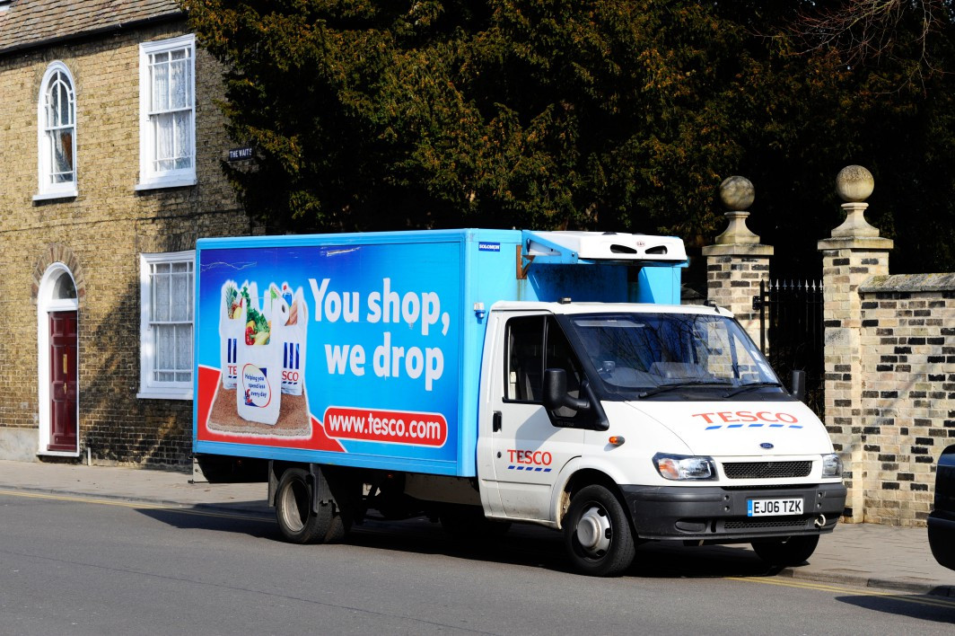 Shoppers now have the chance to book their Christmas delivery slots
