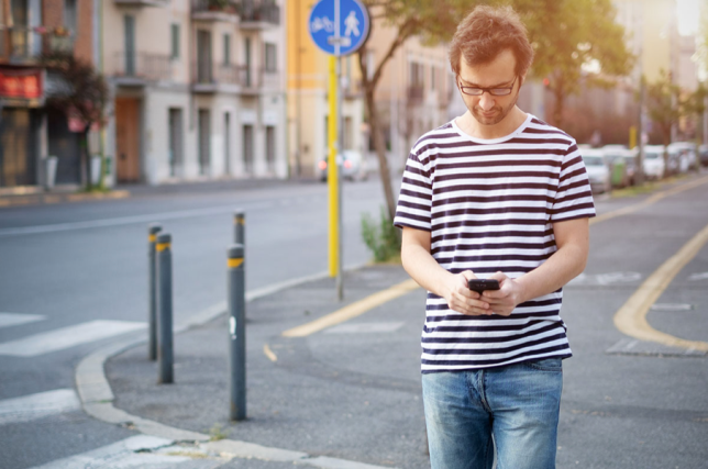 People are hurting themselves because they're too distracted by smartphones to notice danger in front of them