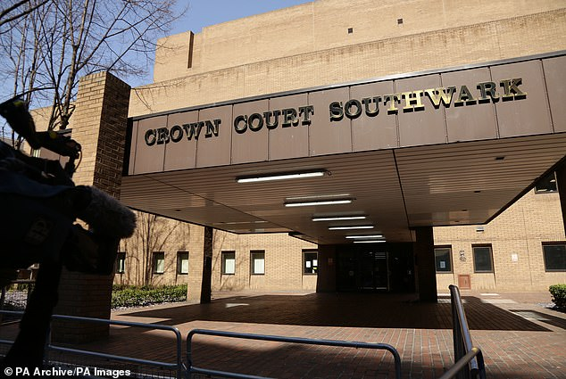Demand: Southwark Crown Court has issued the record confiscation order, worth £5.1million, against Dharam Gopee