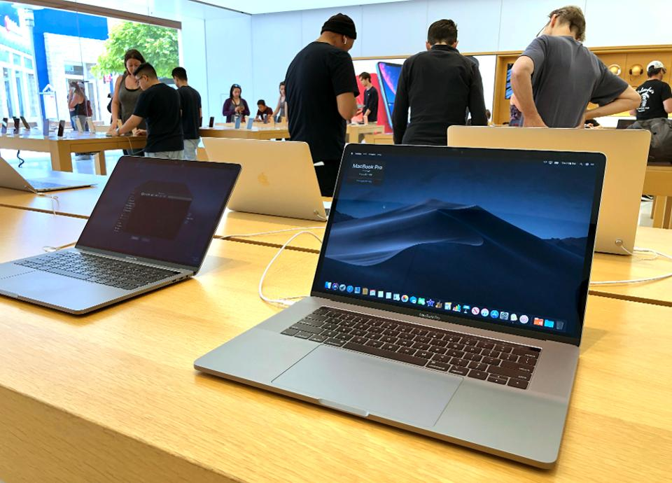 Apple Recalls Approximately 500,000 15-Inch MacBook Pro Computers For Fire Hazard