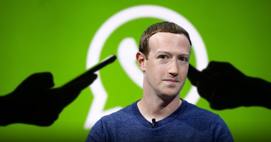 The founders of WhatsApp sold to Zuck for a mammoth $19 billion (Picture: Getty)