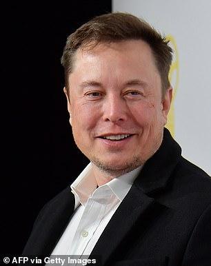 Tesla's founder Elon Musk