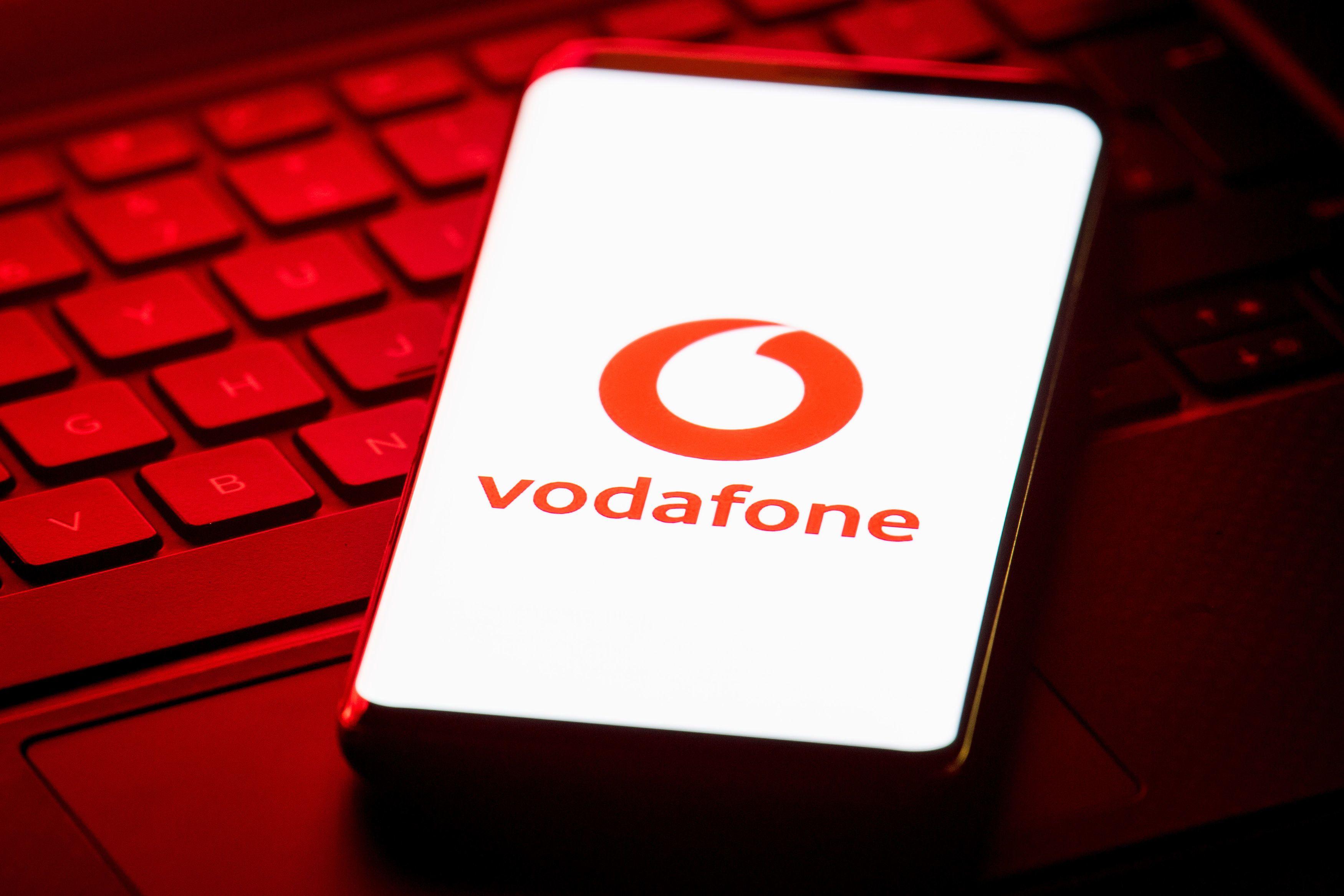 Vodafone's Sim-only deals start at £11 a month