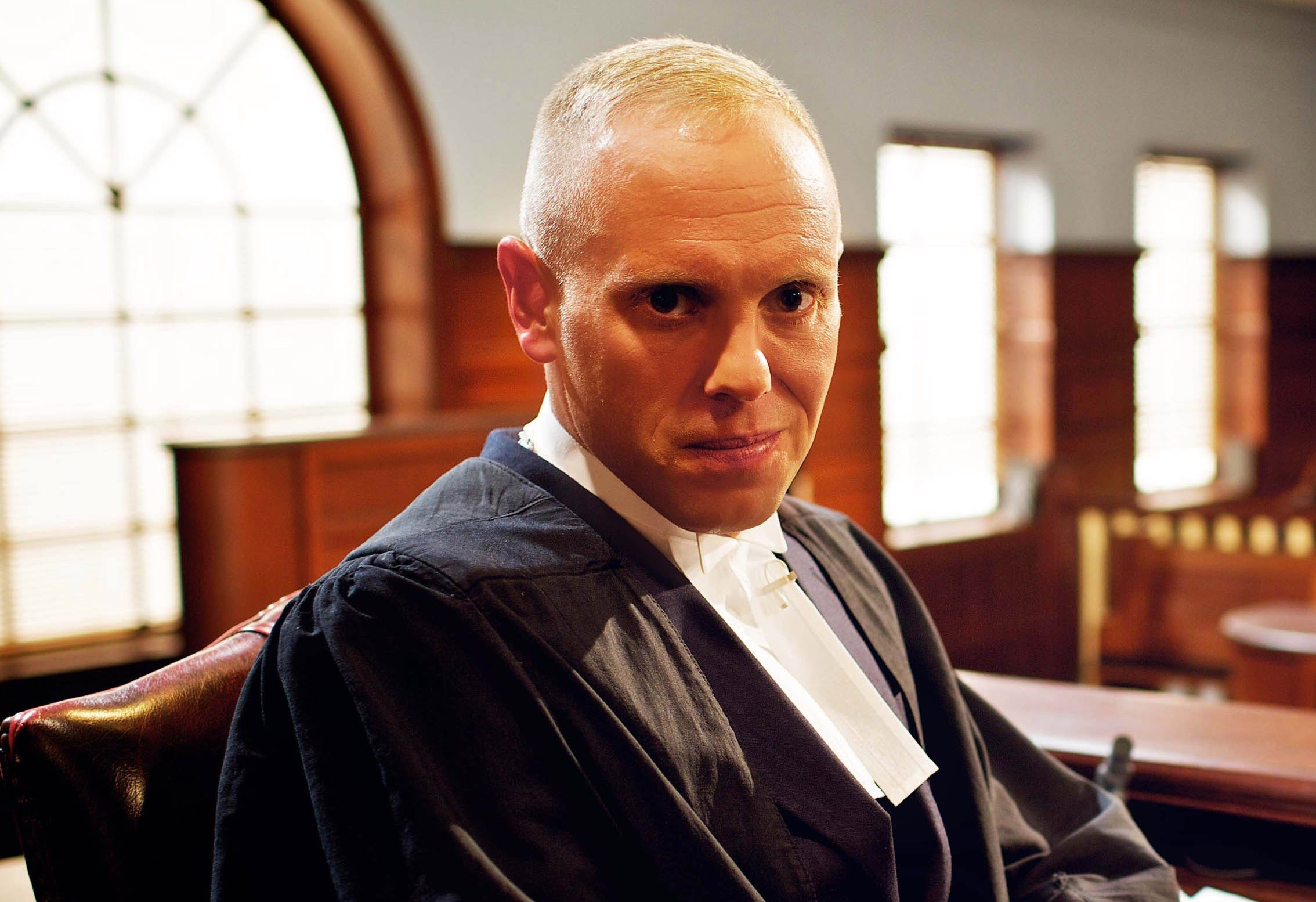 Judge Rinder helps a reader who's housing association refuses to help with damage caused by her neighbour's leaking water tank