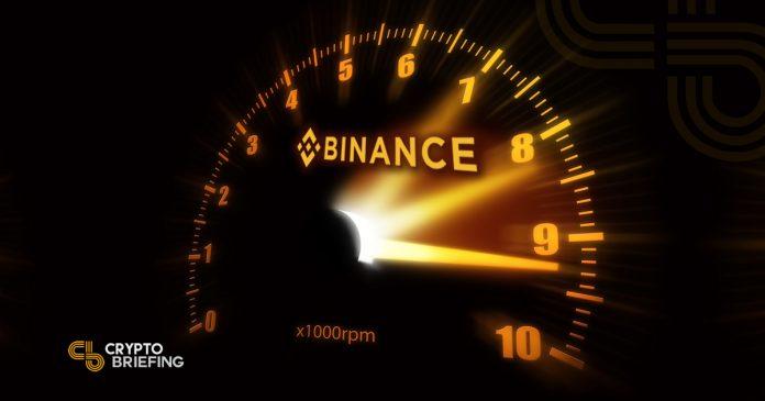 CZ Says Binance Charity Listings Pivot Took Just 3 Days